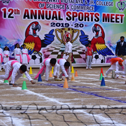 Sports Day 2019 - 20 (Primary Section) | Schools in GB Road Thane