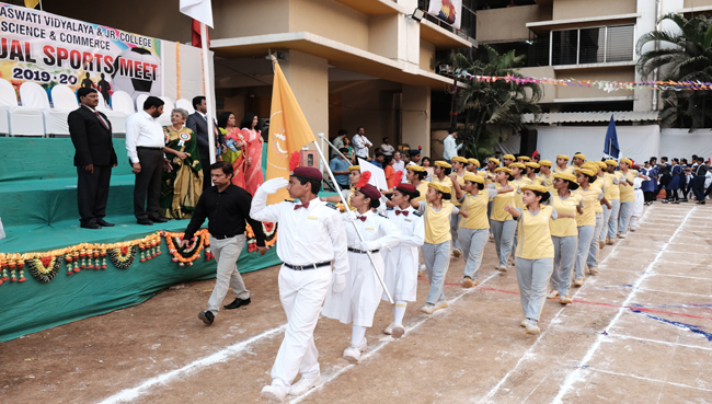 Annual Sports Day 2019-20 | Schools in GB Road Thane