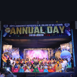 Secondary Section Annual Day 2019-20 | Schools in GB Road Thane