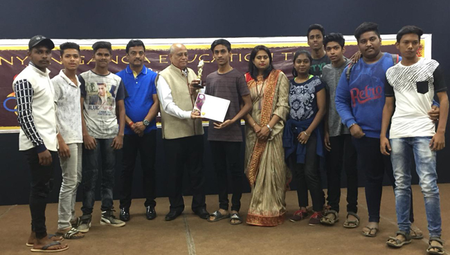 Dnyan Ganga Competition 2018-19 at S.V.P.T's Ghodbunder Road Thane